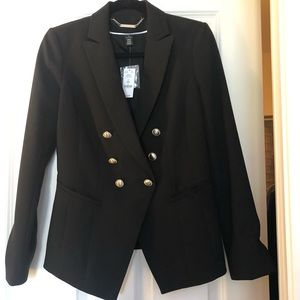 White House Black Market Blazer